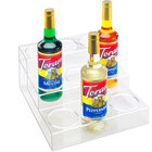Cal-Mil P296 Clear Acrylic 3 Tier Bottle Organizer- 12