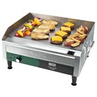 Waring WGR240 Electric Countertop Griddle 28 inch - 240V
