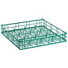 16 Compartment Catering Glassware Basket - 4 1/2