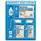 Medi-First Large 21 Piece Emergency Burn Station