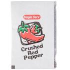 Crushed Red Pepper 1 Gram Portion Packet   - 200/Case