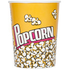 Carnival King 32 oz. Popcorn Cup - 500 / Case