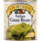 #10 Can Italian Style Cut Green Beans - 6/Case