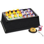 Cal-Mil 463-12-13 Black ABS Fully Insulated Ice Housing - 20 inch x 12 inch x 6 inch