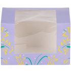 Easter Egg Box 3 lb. Window Candy Box 7 inch x 5 1/16 inch x 4 1/2 inch   - 250/Case