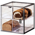 Cal-Mil 1720-4 Iron Four Compartment Bread Case - 13