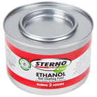 Sterno Products 20108 Power Heat Plus Chafing Dish Fuel - 72 / Case