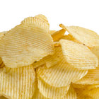 Snyder's of Hanover Plain Ripple Potato Chips - (9) 1 lb. Bags / Case - 9/Case