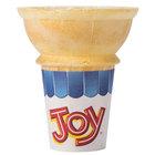 Joy #10 Jacketed Cake Ice Cream Cone -720 / Case