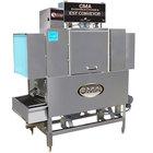 CMA Dishmachines EST-44 High Temperature Conveyor Dishwasher - Left to Right, 240V, 3 Phase