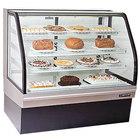 Master-Bilt CGB-77NR Dry Bakery Display Case 77