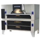 Bakers Pride FC-516/D-125 IL Forno Classico Double Deck Gas Oven - 48 inch