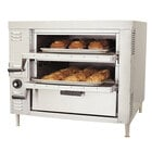 Bakers Pride GP-52 Gas Countertop Oven - 80,000 BTU