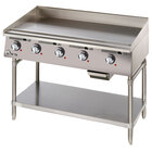 Heavy-Duty Electric Countertop Griddles