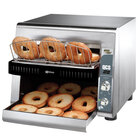 Star QCS3-1600B Bagel Fast Conveyor Toaster with 1 3/4