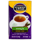 Oregon Chai Energia Herbal Chai Tea Bags - 20/Box