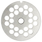 Hobart 22PLT-3/8C #22 3/8 inch Carbon Steel Grinder Plate for 4822 Meat Choppers and Chopping Ends