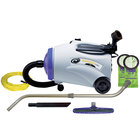 ProTeam 107150 10 Qt. RunningVac Canister Vacuum with Xover Tool Kit D