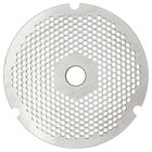 Hobart 3246PLT-3/16S #32 3/16 inch Stay Sharp Grinder Plate for 4146, 4246, 4732, MG2032, and MG1532 Meat Grinders / Choppers