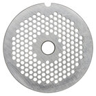 Hobart 12PLT-1/8C #12 1/8 inch Carbon Steel Grinder Plate for 4812 Meat Choppers and Chopping Ends