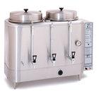Curtis RU-600-12 Automatic Twin 6 Gallon Coffee Urn - 120/220V