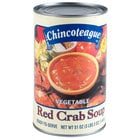 Chincoteague Ready-to-Serve Vegetable Red Crab Soup - 51 oz. Can