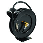Equip by T&S 5HR-232-01-GH Hose Reel with Garden Hose Adapter and Spray Valve - 35' Hose