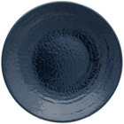 Elite Global Solutions D117RR Pebble Creek Lapis-Colored 11 7/8 inch Round Plate