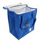 ReBag Reusable Blue Thermal Grocery Shopping Bag - 25 / Case