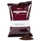 Ellis Mezzaroma City Roast Ground Coffee - (24) 2.5 oz. Packets / Case