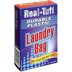 Real Tuff 27 inch x 48 inch Laundry Bag for Coin Vending Machine - 144 / Case