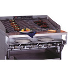 Bakers Pride CH-14 Radiant Charbroiler Stainless Steel Plate Shelf and Work Deck