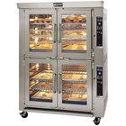 Doyon JA20G Jet Air Double Deck Gas Bakery Convection Oven - 170,000 BTU