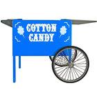 Paragon 3060050 Blue Deep Well Cotton Candy Cart