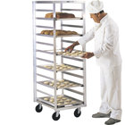 Metro RD23N 12 Pan End Load Bun / Sheet Pan Rack - Assembled