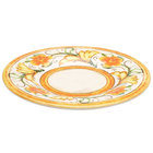 Elite Global Solutions D10P Tuscany 10 1/4 inch Design Melamine Plate