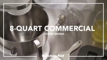 Kitchenaid 8 Quart Commercial Mixer