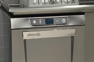 Hobart Advansys LXE Undercounter Dishwasher