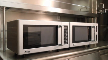 Amana Light Volume Ovens