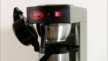 Avantco C15 Airpot Coffee Brewer Review