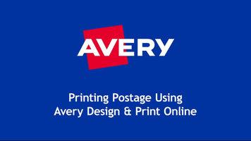 Avery: Design & Print Online