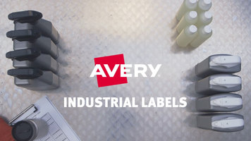 Avery Industrial Labels