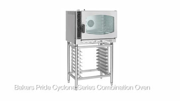 Bakers Pride Cyclone Series Combination Oven
