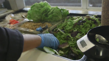Cambro GridLids: Stop Greens from Wilting