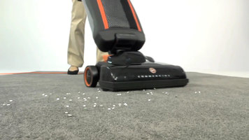 How to Use the Hoover Hush Tone Lite Vacuum Cleaner