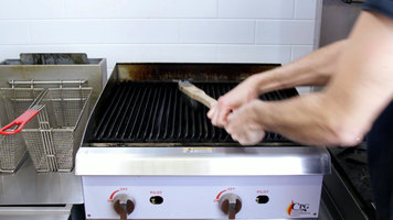 How To Clean A Charbroiler