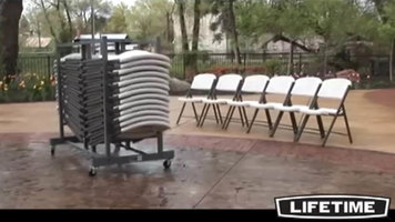 Lifetime Chair Cart