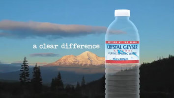 Crystal Geyser Clear Difference
