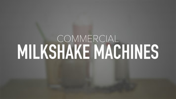 Milkshake Machines