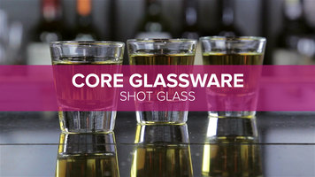 Core Shot Glass
